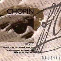 Okładka płyty Chopin Metamorphosis