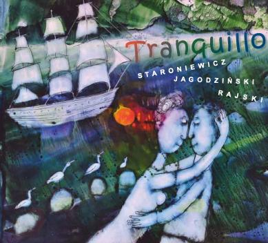 Okładka płyty Tranquillo
