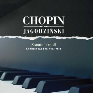 "Okładka płyty ""Chopin - Sonata b-moll"""